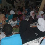 cyc iftar of palestinian refugee families from syria 2