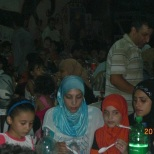 cyc iftar of palestinian refugee families from syria 5