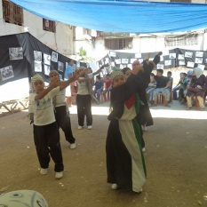 cyc children with folklore performane